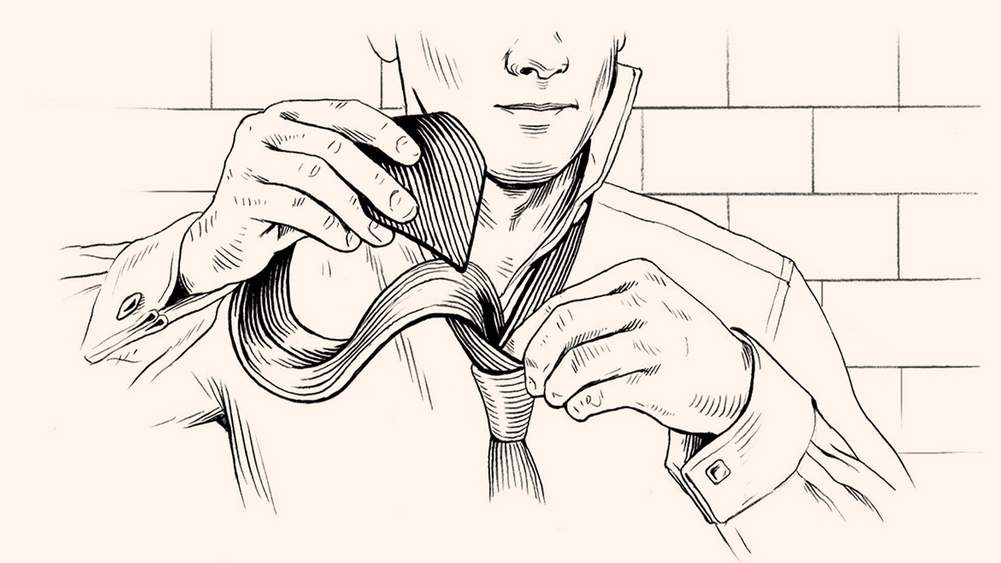 How To Tie A Necktie: The Ultimate Guide