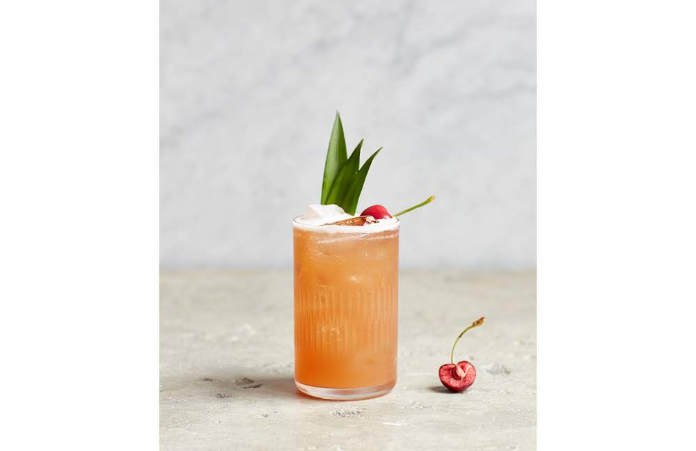 A kitsch classic, the Jungle Bird was invented in 1970s Malaysia and his  since become a cult favourite in the recent cocktail revival.