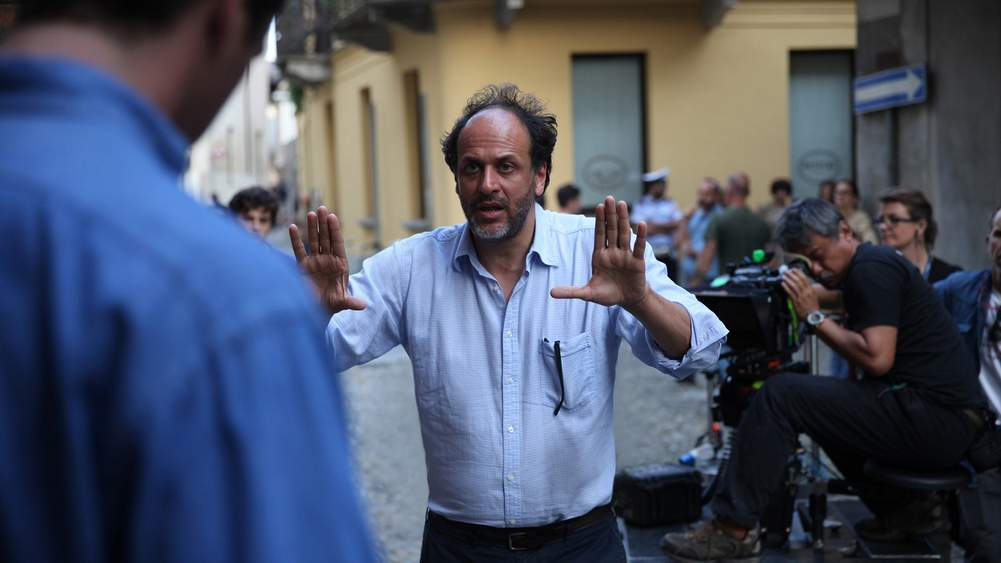 The Director To Know Mr Luca Guadagnino Daily The Journal
