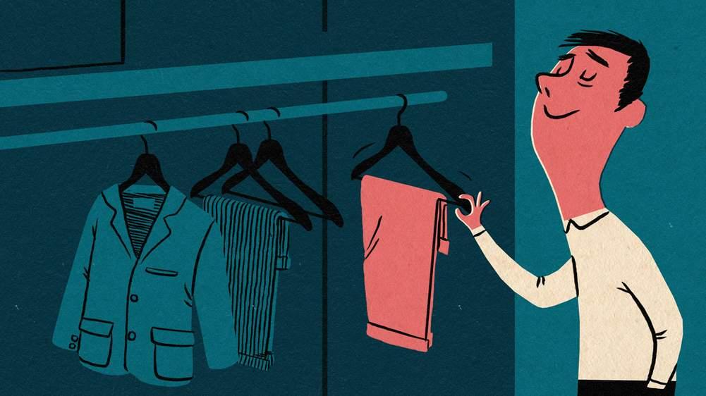 How To Streamline Your Wardrobe