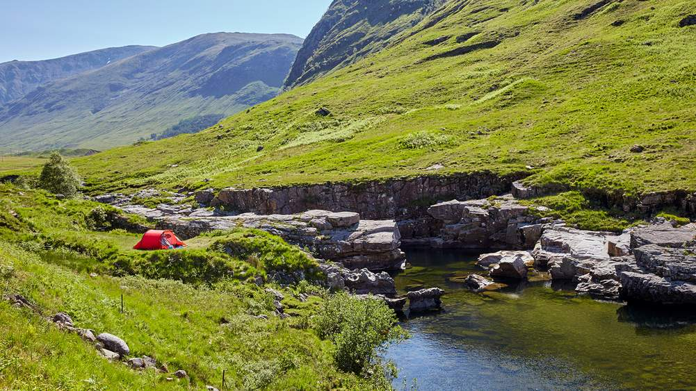 Where To Go Camping In The UK Before Summer Ends