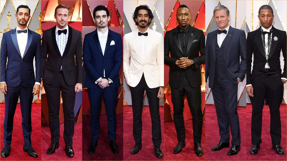 29c4a9eae58 And The Award For Best Oscar-Night Tuxedo Goes To… | On The Town ...