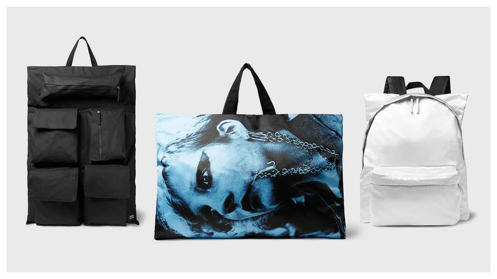 The New Wave: Introducing The Raf Simons X Eastpak Collection