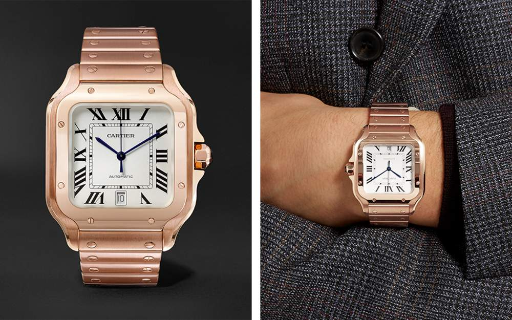 2e0036a2a267 In Partnership With Cartier - Chasing The Sun With Cartier | The Journal |  MR PORTER | Bloglovin'