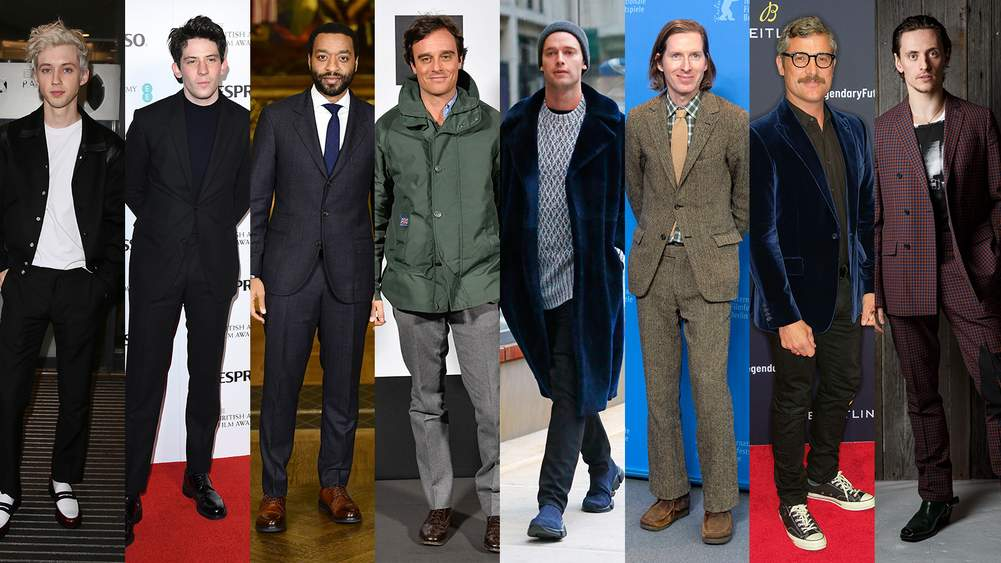ad6b16cadbae1 The Best Dressed Men Of February 2018. From Mr Chiwetel Ejiofor to Mr Wes  Anderson
