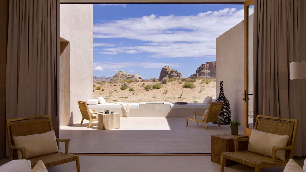 The World's Best Hotels (According To Architects)