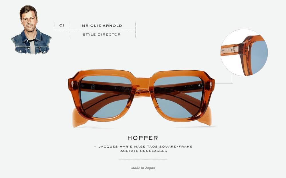 17de7202ba Staff Picks - The Sunglasses We ll Be Wearing This Summer
