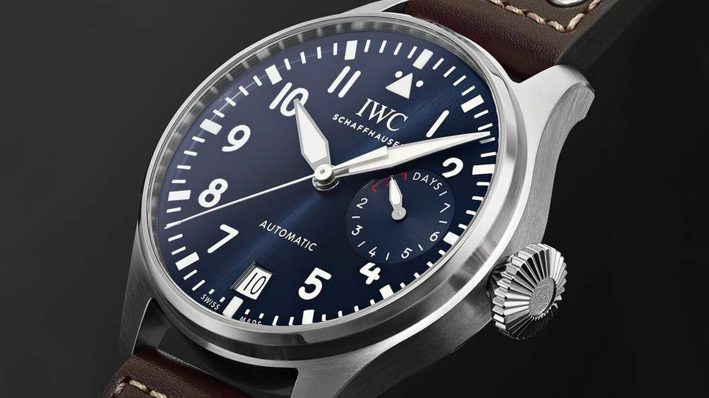 Why IWC Schaffhausen Is Central To World Time
