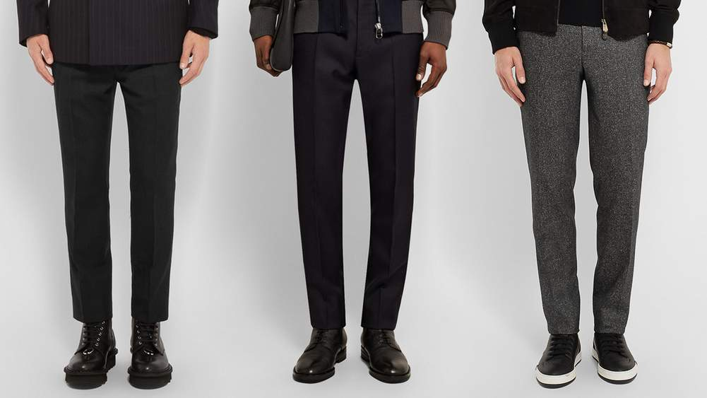 The Ultimate Guide To Wool Trousers