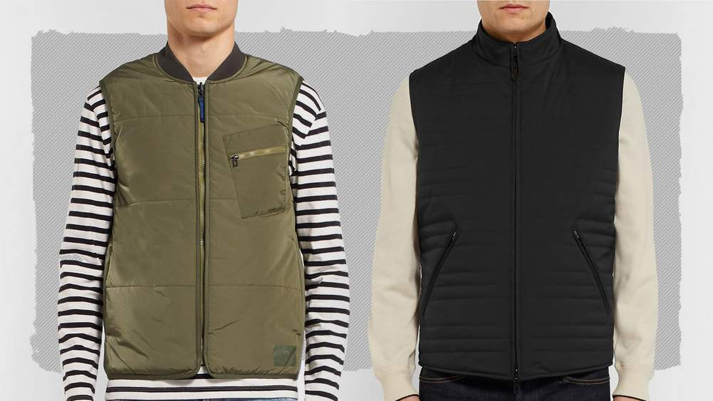 The Gilet: The Extra Layer You Need Right Now