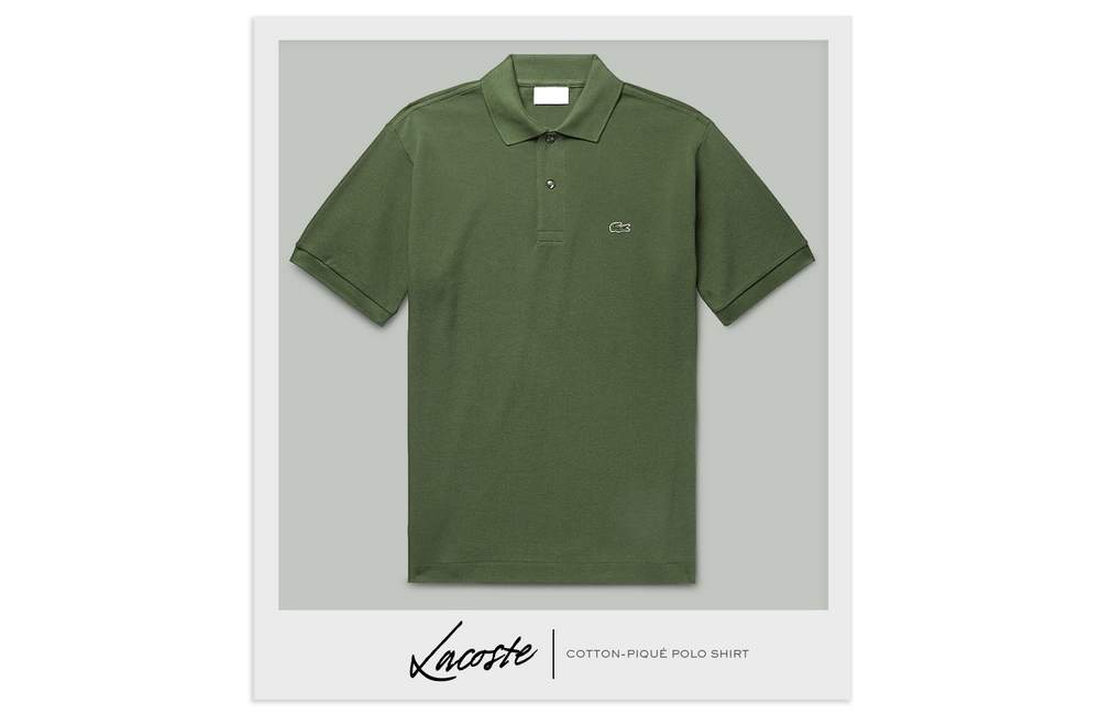 9fe8c730 The Edit - The Best Polo Shirts For Summer 2019 | The Journal | MR PORTER |  Bloglovin'