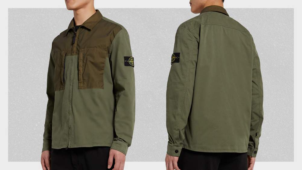 What's New: Military Hardware From Stone Island