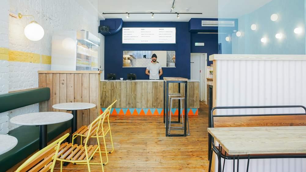 Five Fancy Fast-Food Restaurants In London
