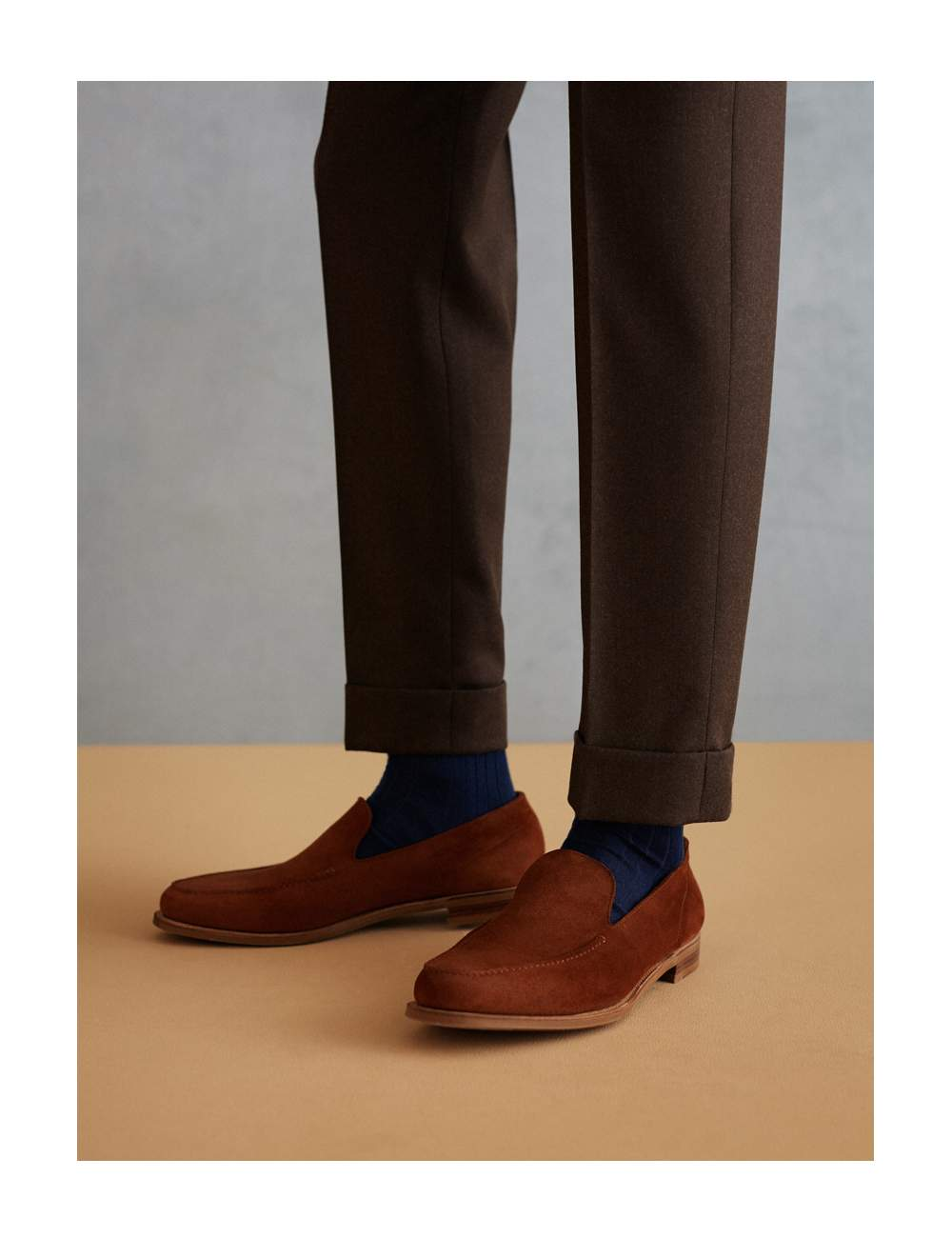 db6b80268ed Seven New Ways For Men To Wear Loafers