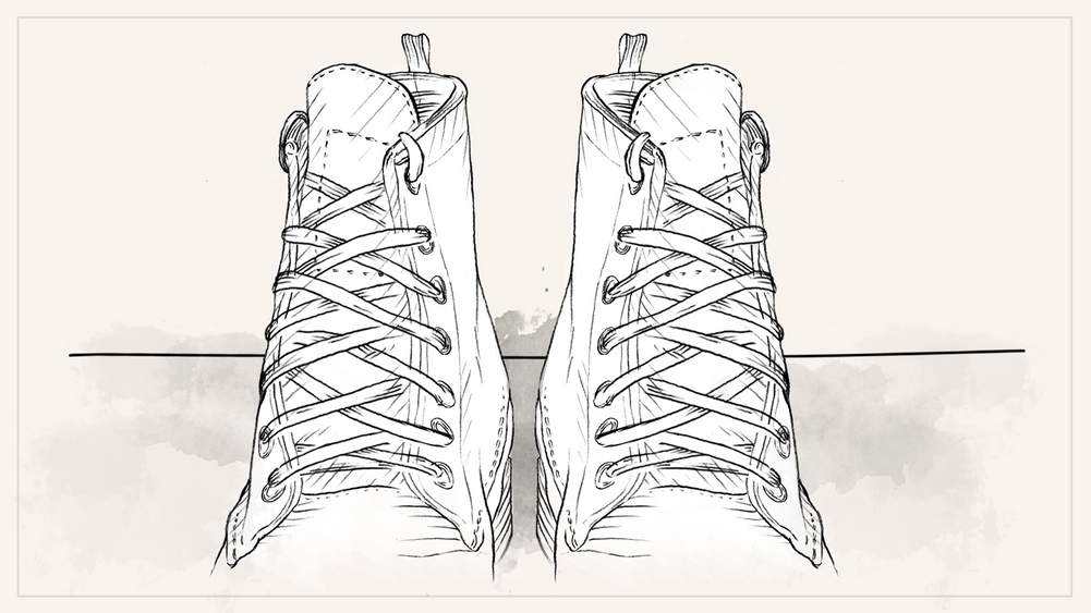 Think You Know How To Lace Your Boots?