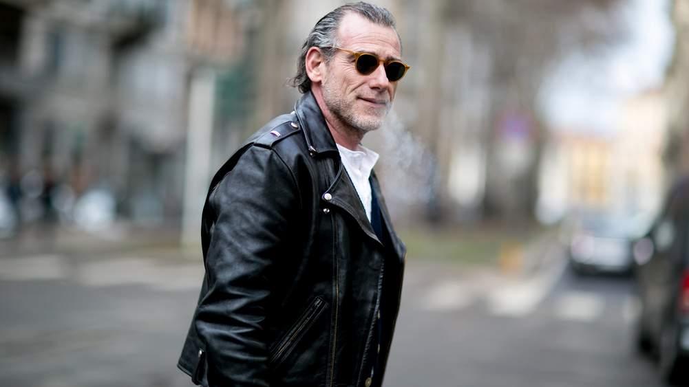 b59372f90ea Six Ways To Wear A Leather Jacket