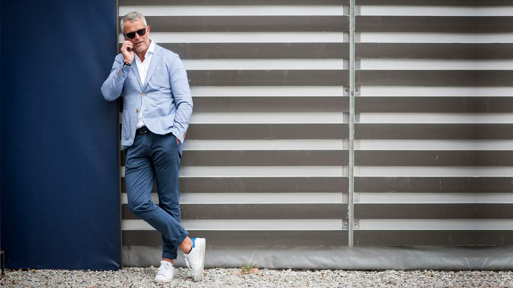 f383aa704c Seven Ways To Look Good In Chinos