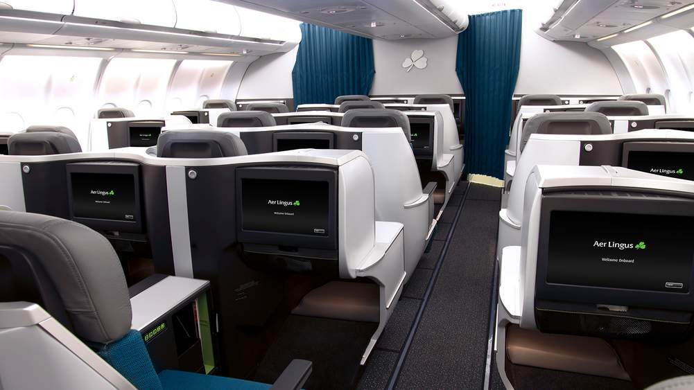 In Flight: Aer Lingus Business Takes Off