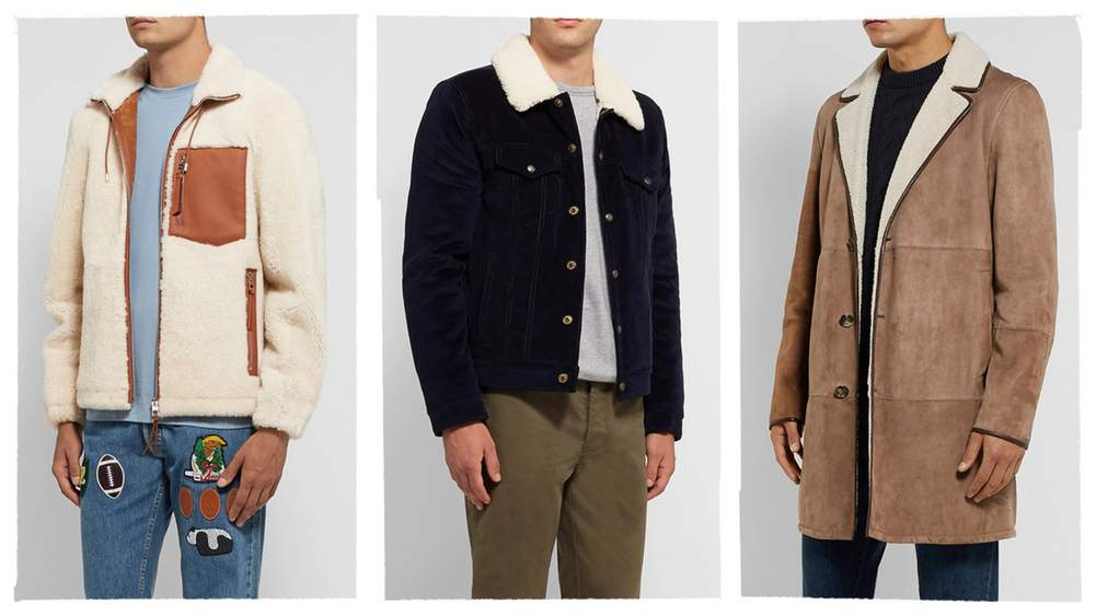 2018 Autumn Trends: Three Ways To Wear Shearling