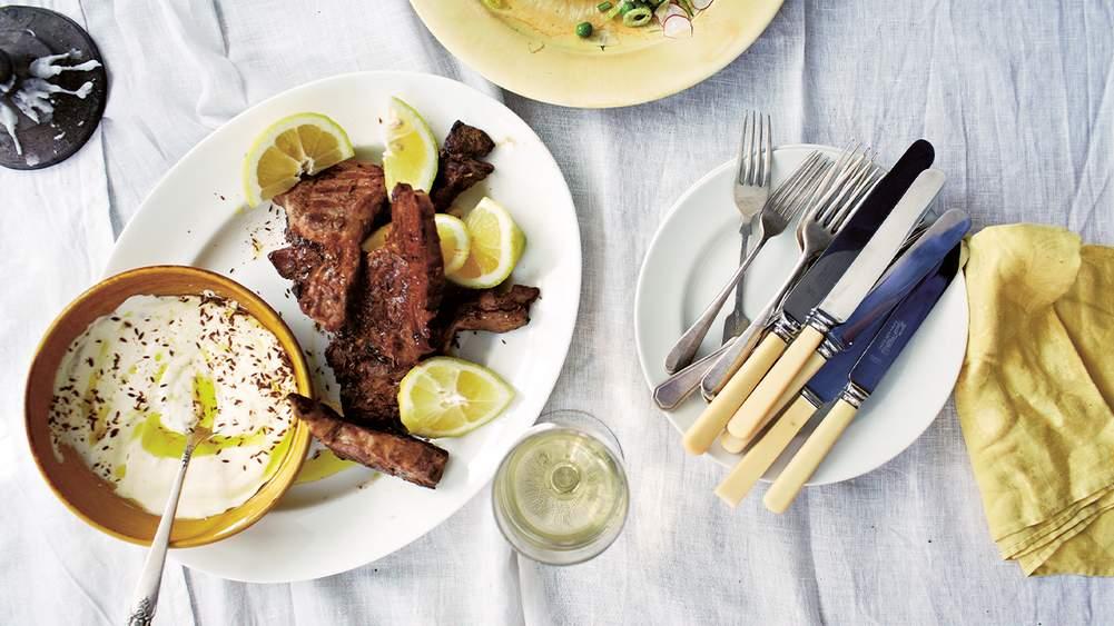 A Lamb Chop Recipe By An Expert In Simplicity