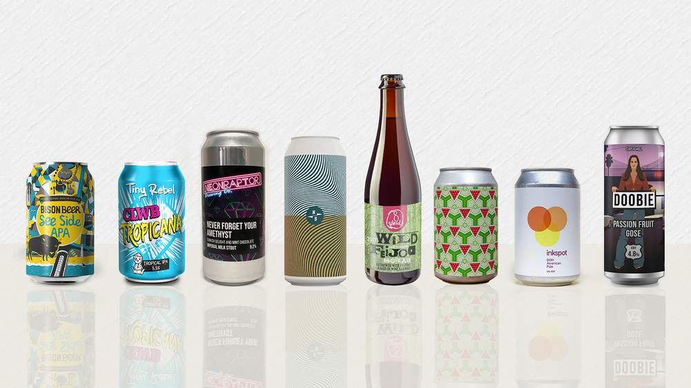 Eight New Craft Beers To Try This Summer