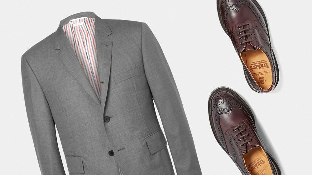 What Colour Shoes Should You Wear With Your Suit?