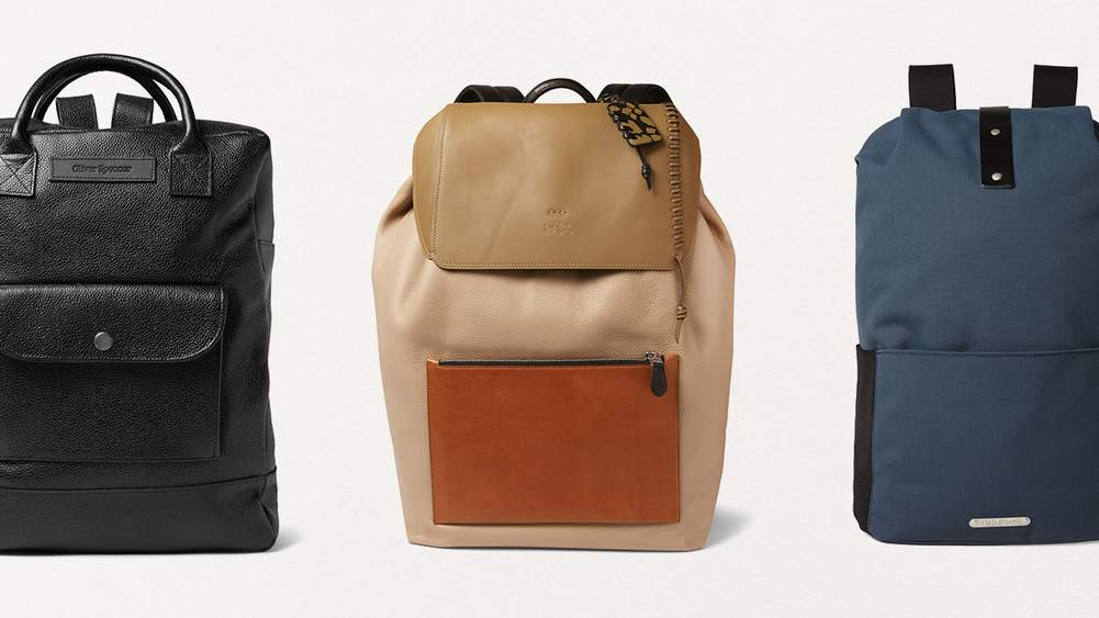 Three Backpacks That Are Perfect For The Commute