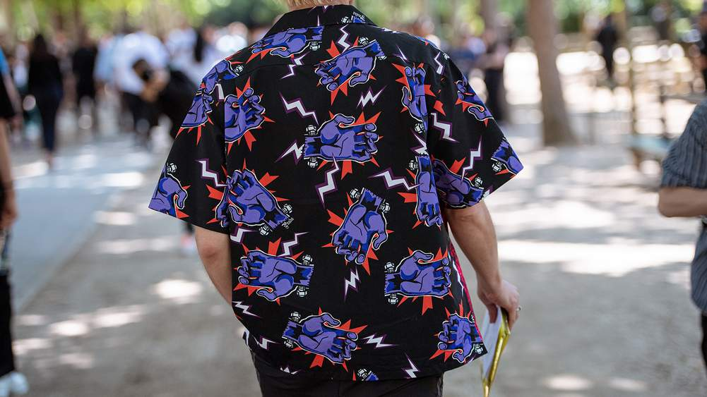 You Asked: How Can I Pull Off A Wacky Shirt?