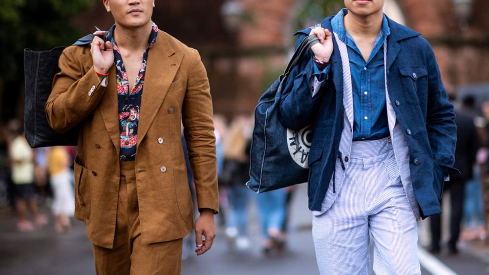 Five Of The Best Menswear Looks From Pitti