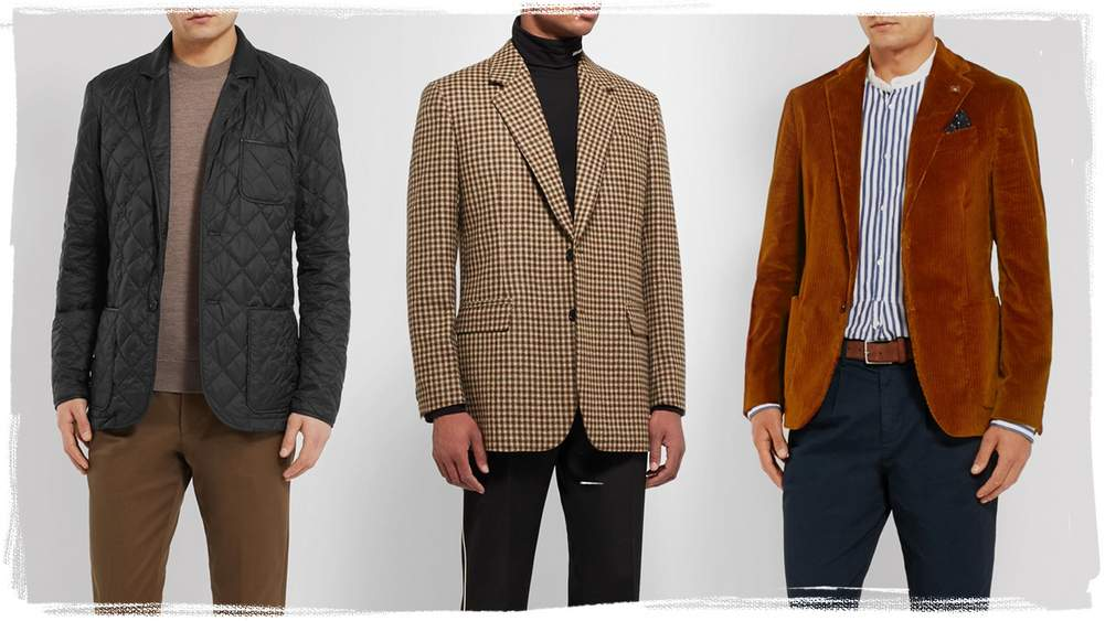 Why Your Grandpa's Blazer Is Suddenly Cool Again