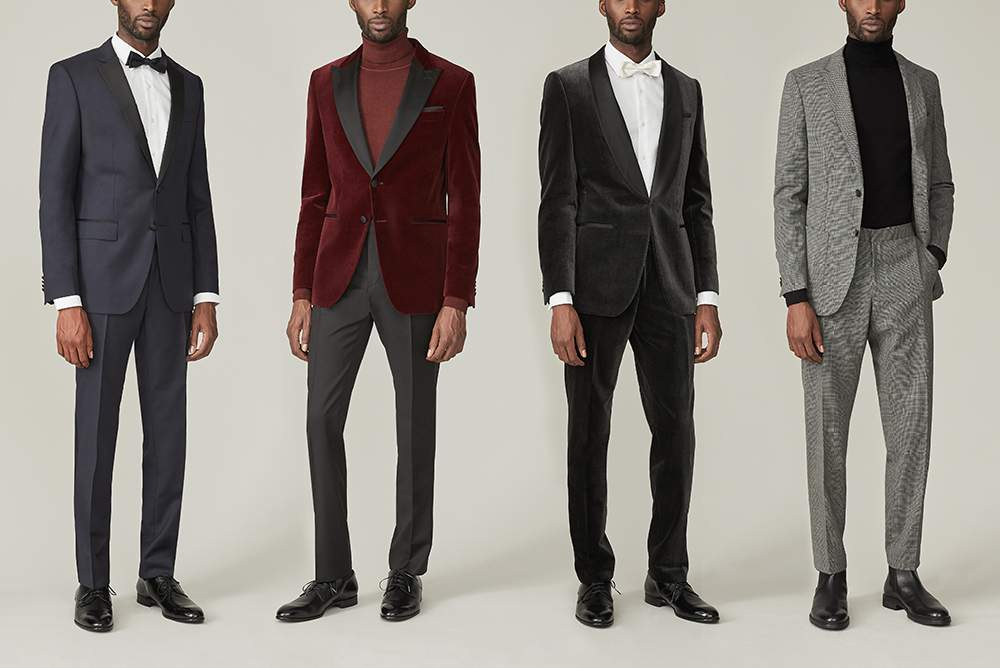A Comprehensive Guide To Dressing For The Party Season