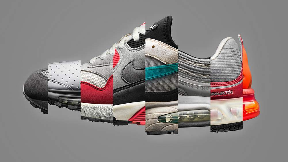 a21fdd7360f1e0 As Nike unveils the latest reboot of the franchise – the Air Max Zero – we  explore the origins of the world s most recognisable sneaker