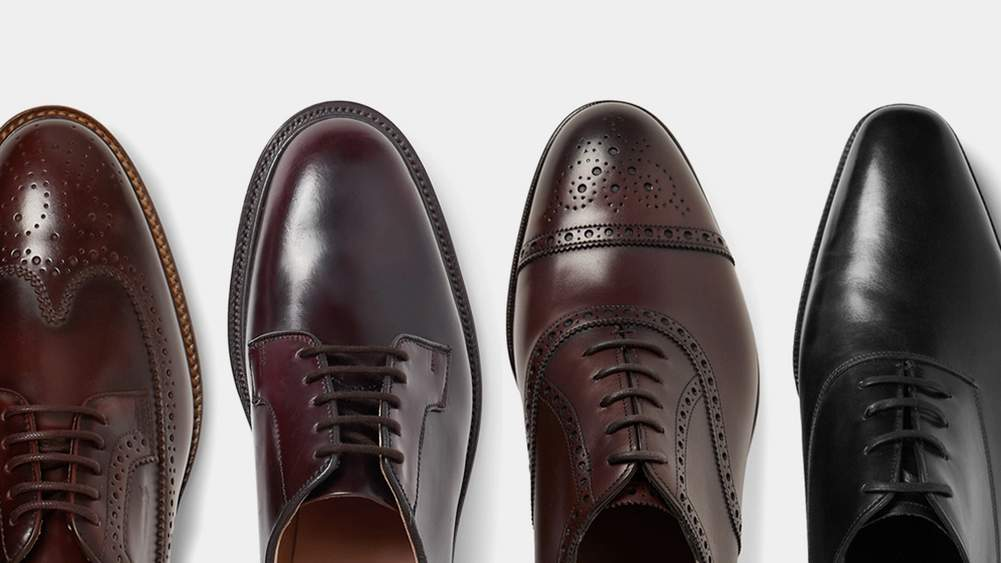 21d8704721 From crepe soles to wingtip brogues, learn how to talk the talk with MR  PORTER's patented shoe-pedia
