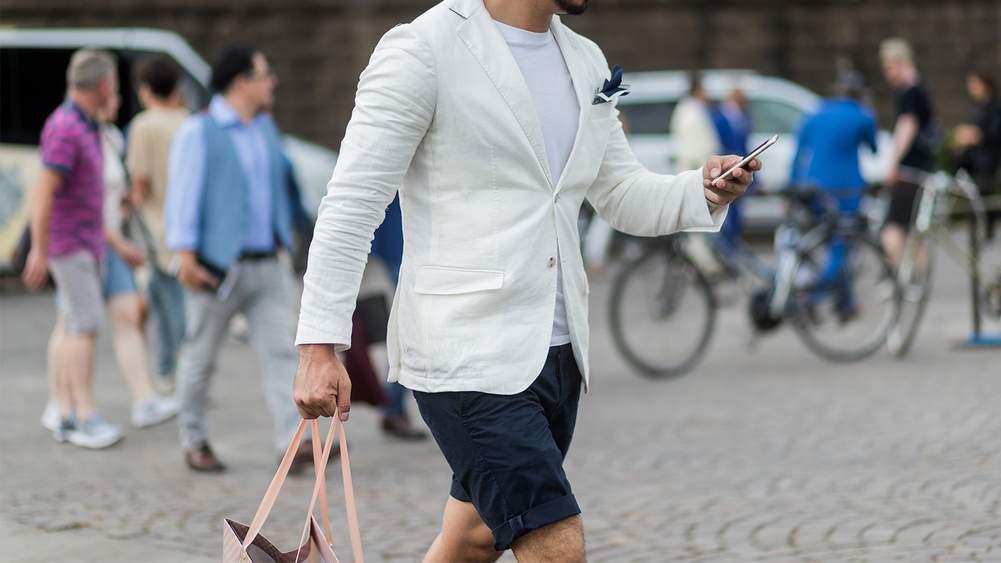 Style Debate: Is It OK To Wear Shorts In The Office?