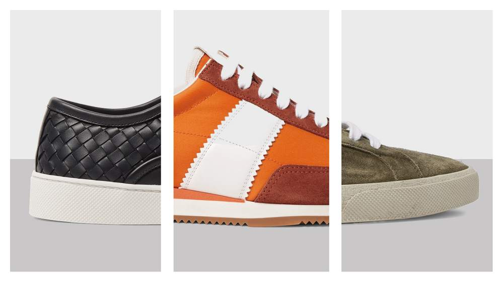 Three New Pairs Of Grown-Up Sneakers