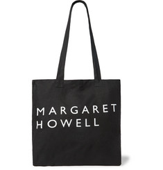 Margaret Howell Printed Linen Tote Bag