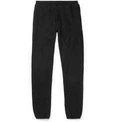 Vetements Skinny-Fit Loopback Cotton-Blend Jersey Sweatpants