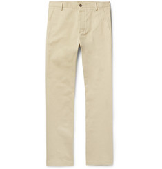 Balenciaga - Cotton-Twill Chinos