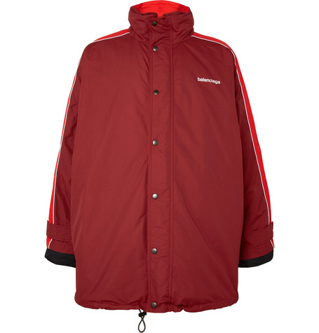 Oversized Shell Jacket by Balenciaga