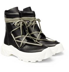 Rick Owens - Leather Boots