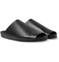Rick Owens - Granola Leather Slides
