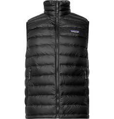 Patagonia - Quilted DWR-Coated Ripstop Down Gilet