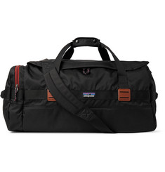 Patagonia Arbor Leather-Trimmed Shell Holdall