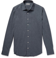 P. Johnson Cotton-Flannel Shirt