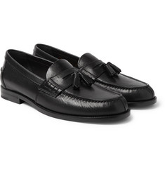 Saint Laurent Tasselled Leather Loafers
