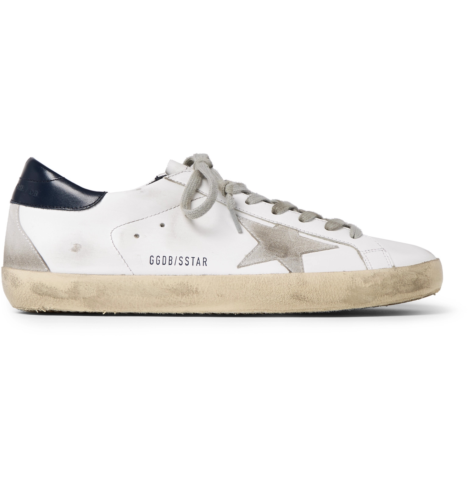 Goose And Golden Deluxe Leather Brand Superstar Distressed OxndwvqT