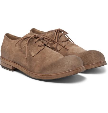MARSèLLSuede Derby shoes PfIkh