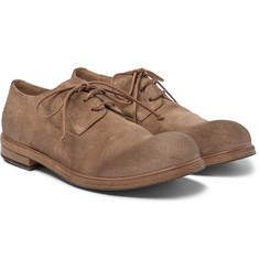 Marsell - Suede Derby Shoes