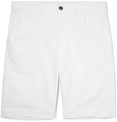 Incotex - Stretch-Cotton Bermuda Shorts