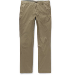 Burberry - Slim-Fit Cotton-Twill Chinos